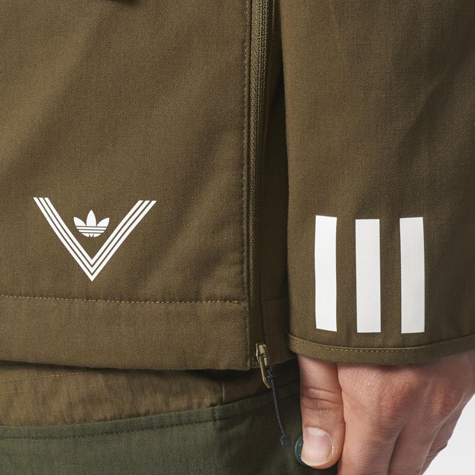 adidas x WM Pullover Jacket