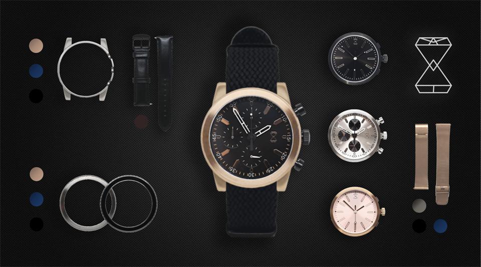 AMOT Modular Watch