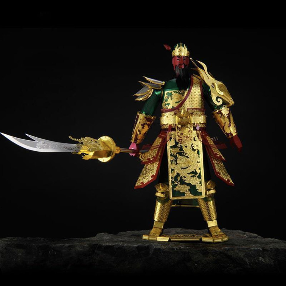 Amusien 3D Metal Model Kits