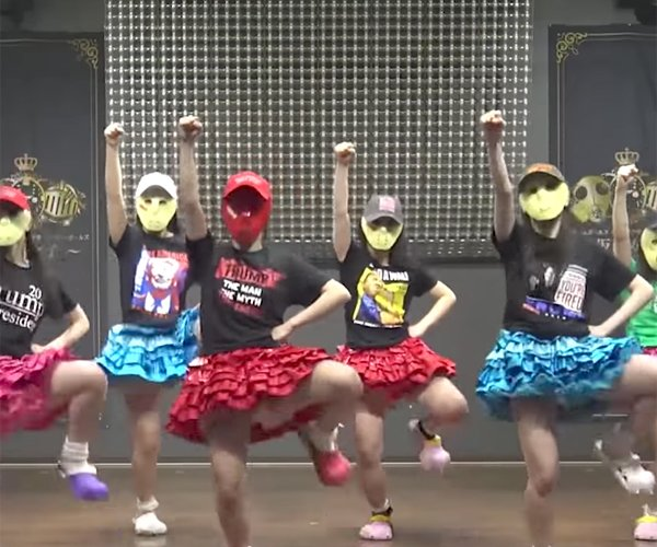 Japan's Bonkers Anti-Idol Groups