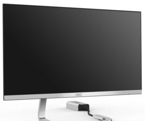 AOC x Porsche LED Monitor