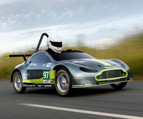 V8 Vantage GTE Soapbox Racer