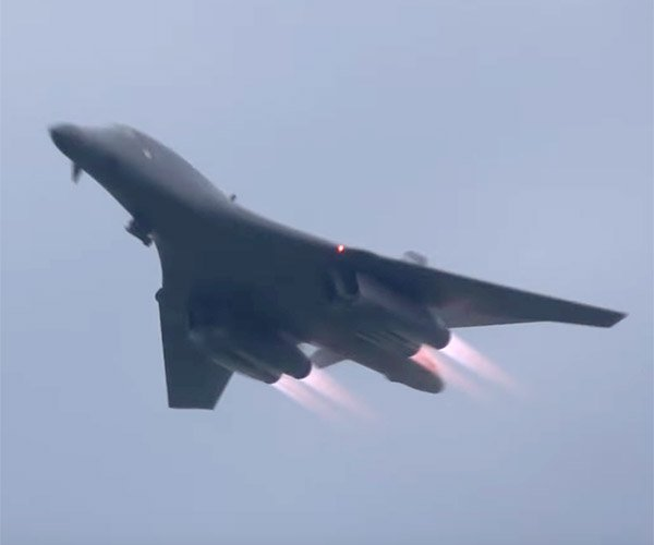 B-1B Afterburners