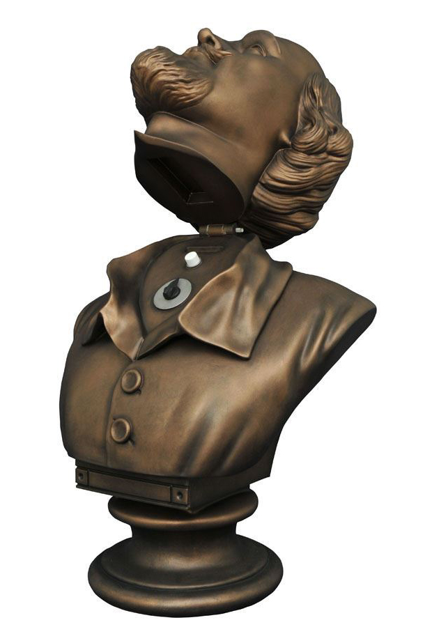 Batman 1966 Shakespeare Bust Bank