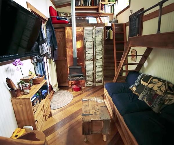 $17K Tiny House