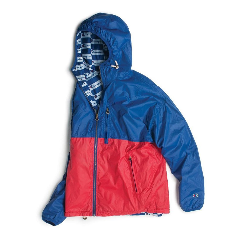 Champion Reversible Hooded Jacket