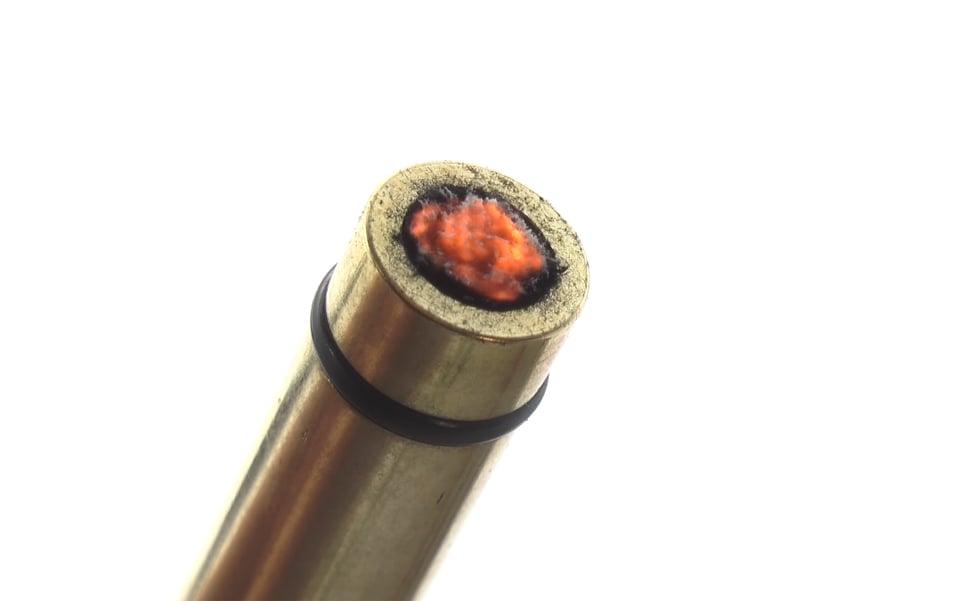 Clickspring Fire Piston