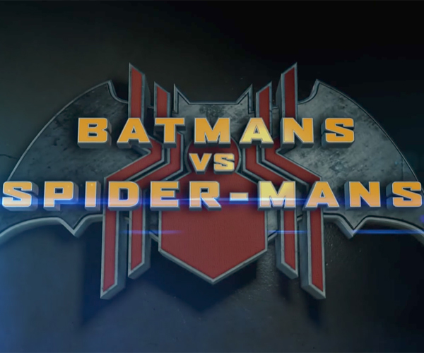 Conan: Batmans vs. Spider-Mans