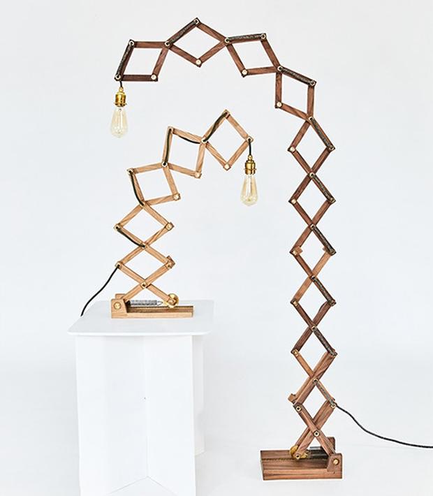 Crane Kinetic Lamp