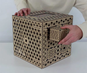 Insanely Complex Puzzle Box
