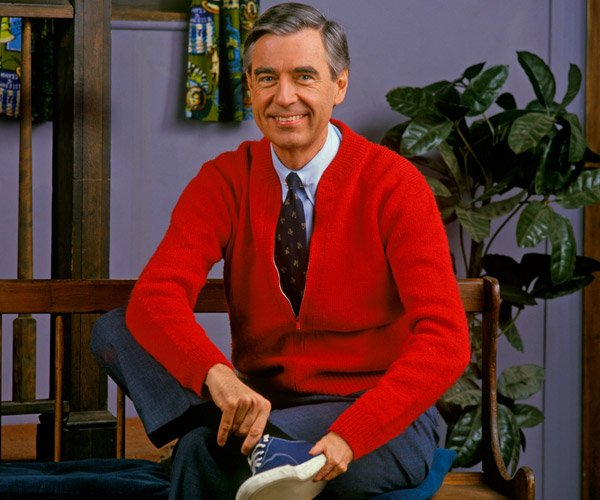 Mr. Rogers Sings Death Metal