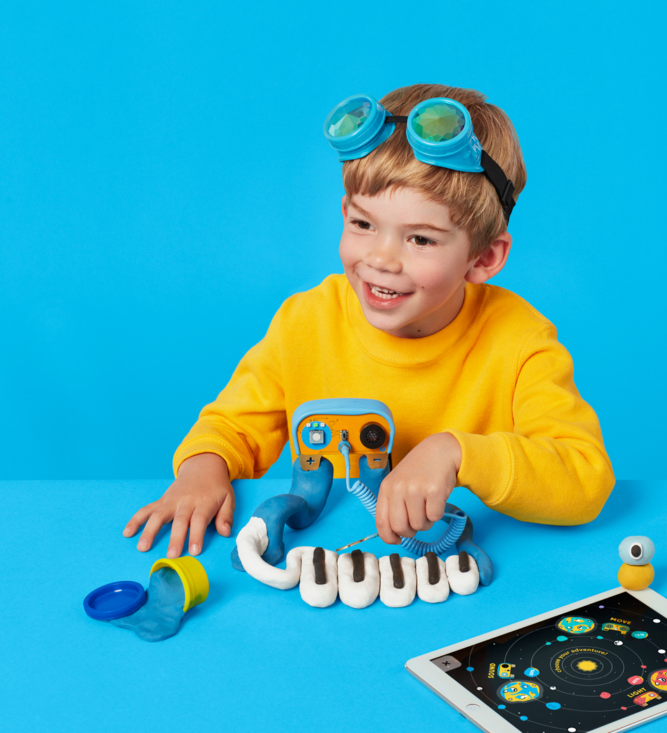 Dough Universe Electronic Kits