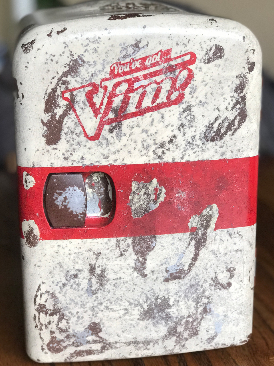 Dragonborn Nuka-Cola Mini Fridges