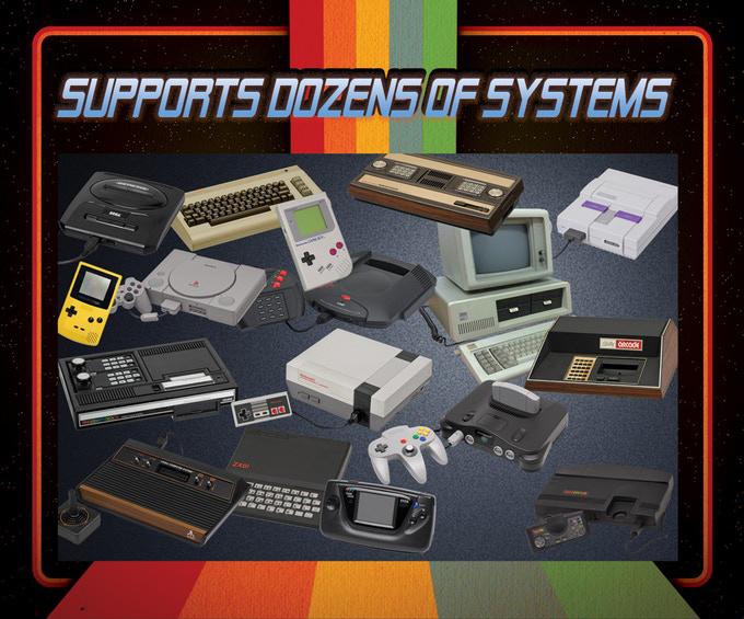 Dreamcade Replay Retro Console
