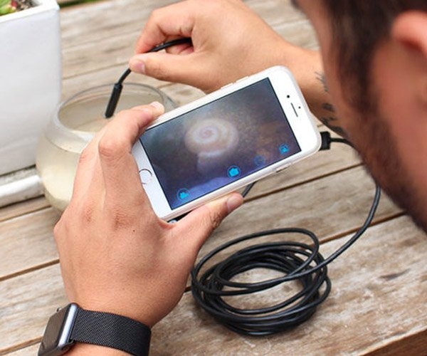 Deal: Wi-Fi Endoscopic Camera