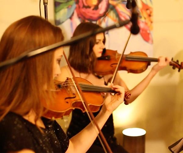 Everlong String Quartet Cover