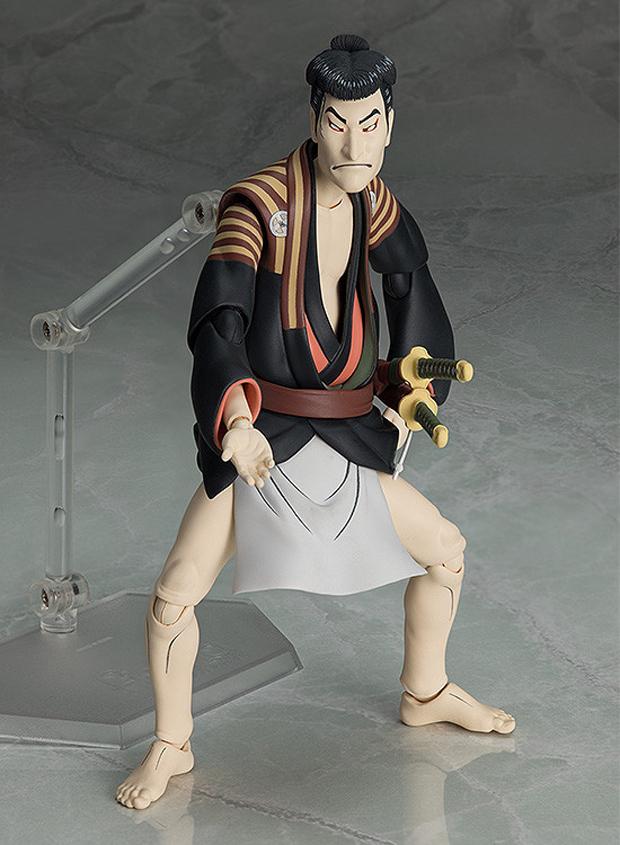 Figma Yakko Edobei Action Figure