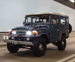 Cool toyota land cruiser on The Awesomer