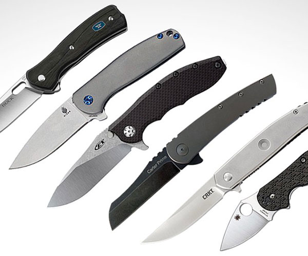 20 Great Flipper Knives