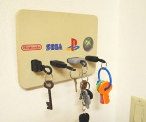 Gaming Key Holder