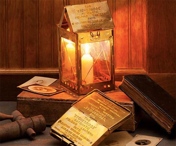Folding Candle Lantern