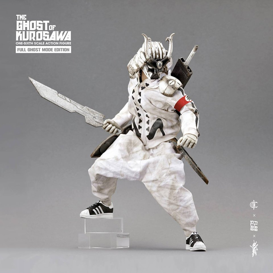 Ghost of Kurosawa Action Figure
