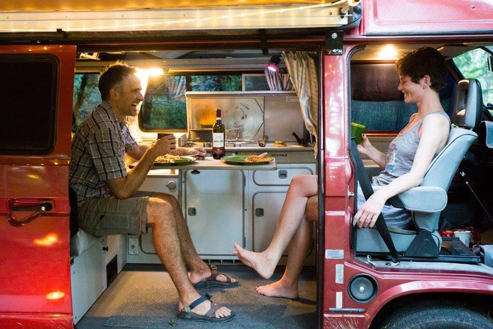 GoCamp Camper Van Rental