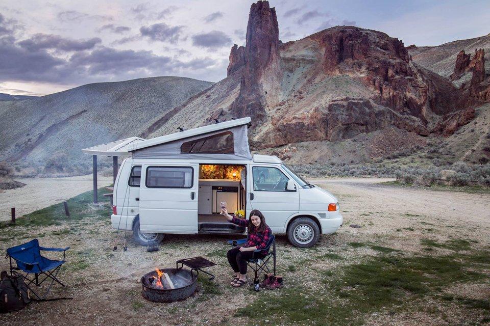 Gocamp Volkswagen Camper Van Rental Lets You Try Out The