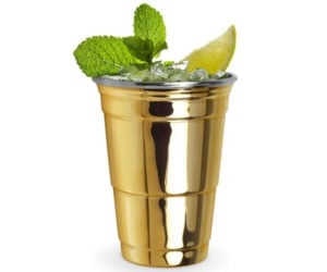 Gold Party Cup