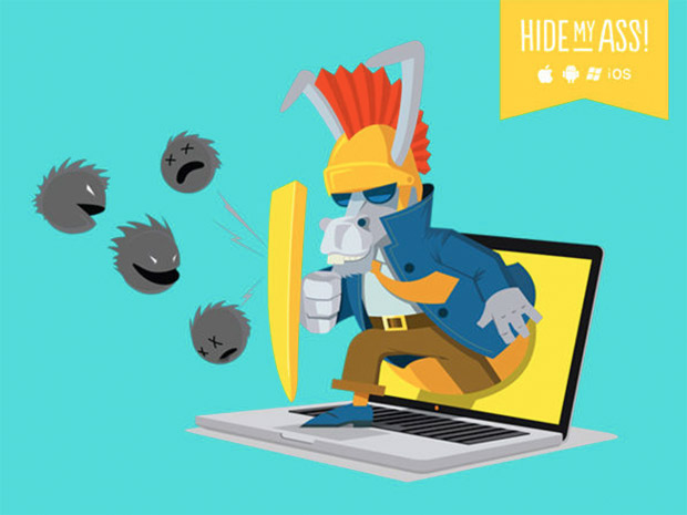 Deal: HideMyAss! VPN