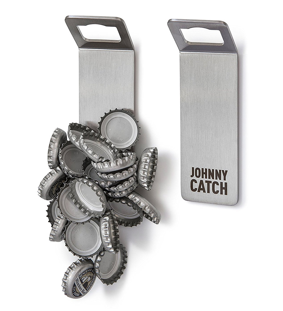 Johnny Catch Bottle Opener