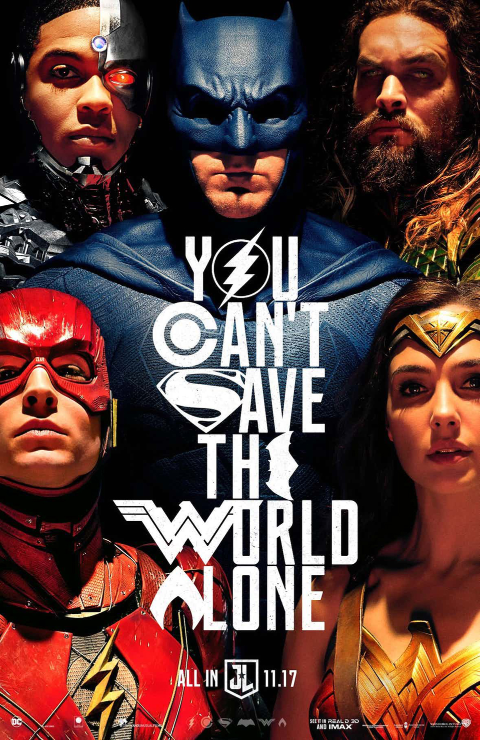 Justice League (Trailer 2)
