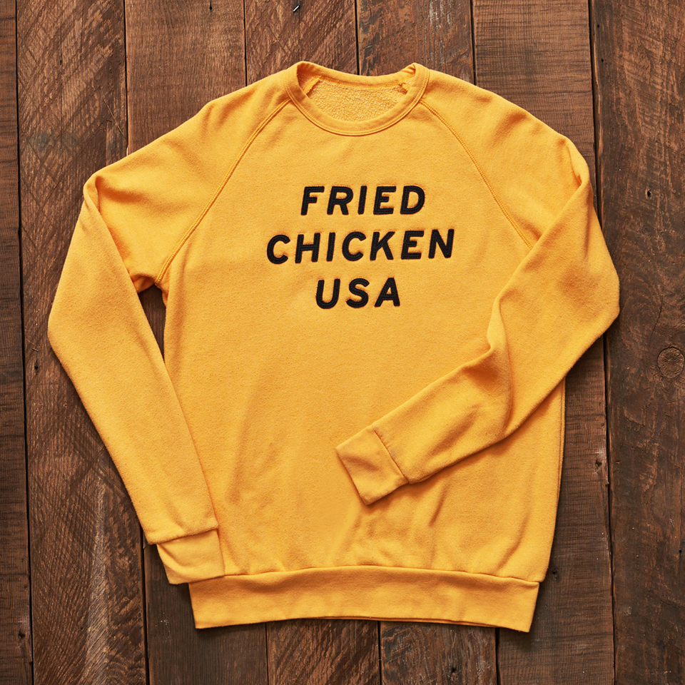 KFC Fried Chicken USA Sweatshirt
