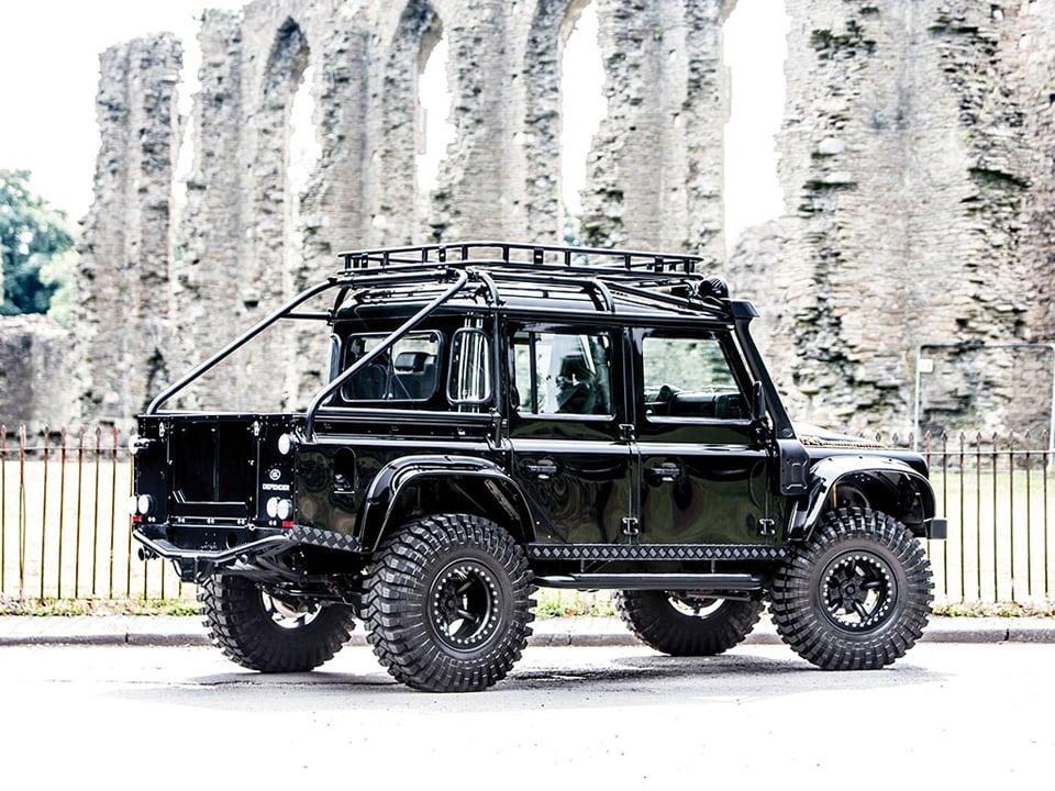 2014 Land Rover Spectre Defender