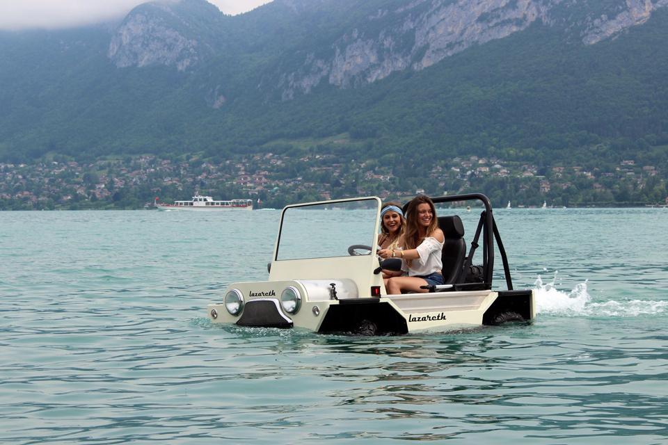 Lazareth Amphibious Mini Moke