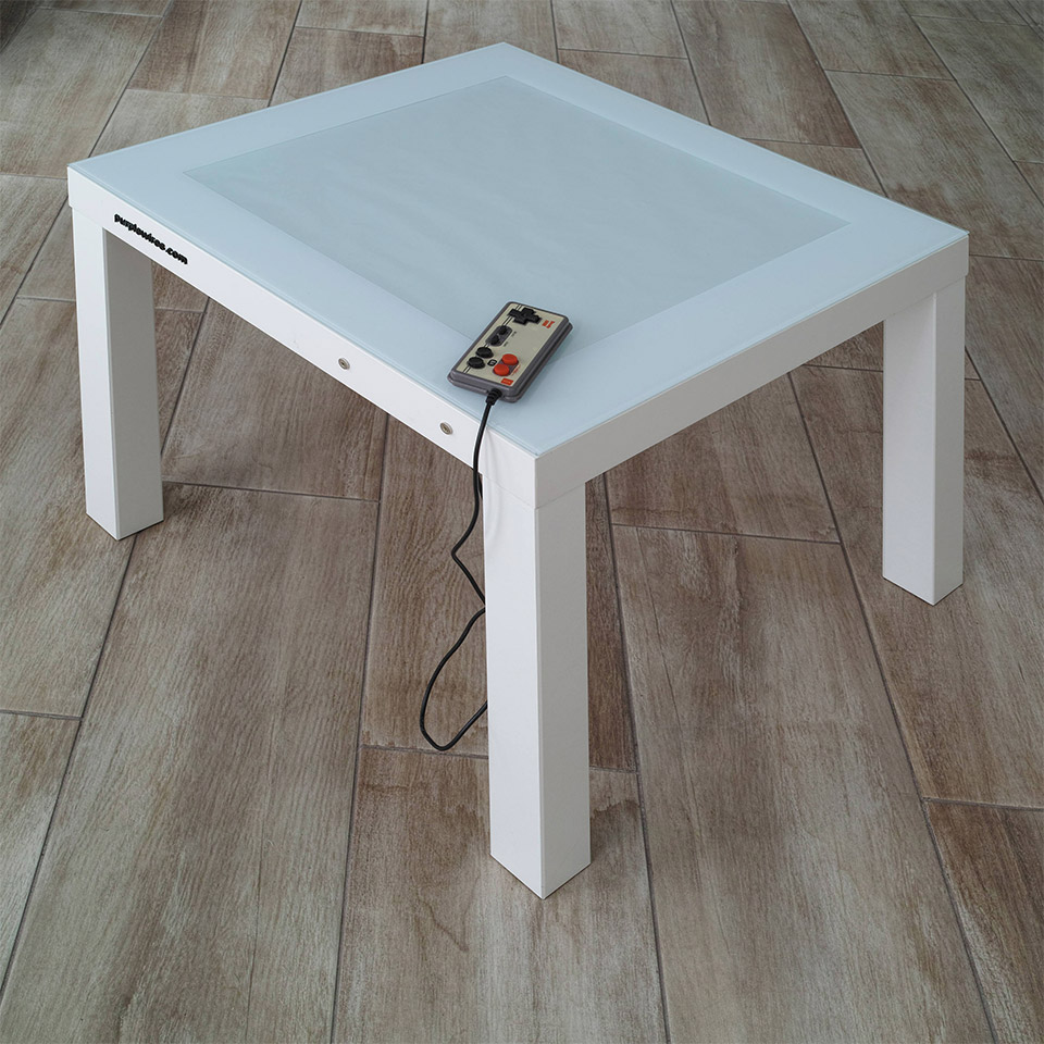 PurpleWires LED Tables