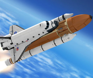 LEGO Space Shuttle Concept