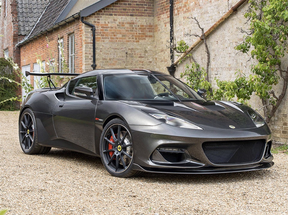 The Lotus Evora Gt 430 Is The Most Powerful Lotus Ever