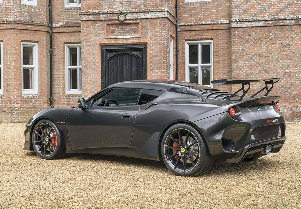 the lotus evora gt 430 is the most powerful lotus ever. Black Bedroom Furniture Sets. Home Design Ideas