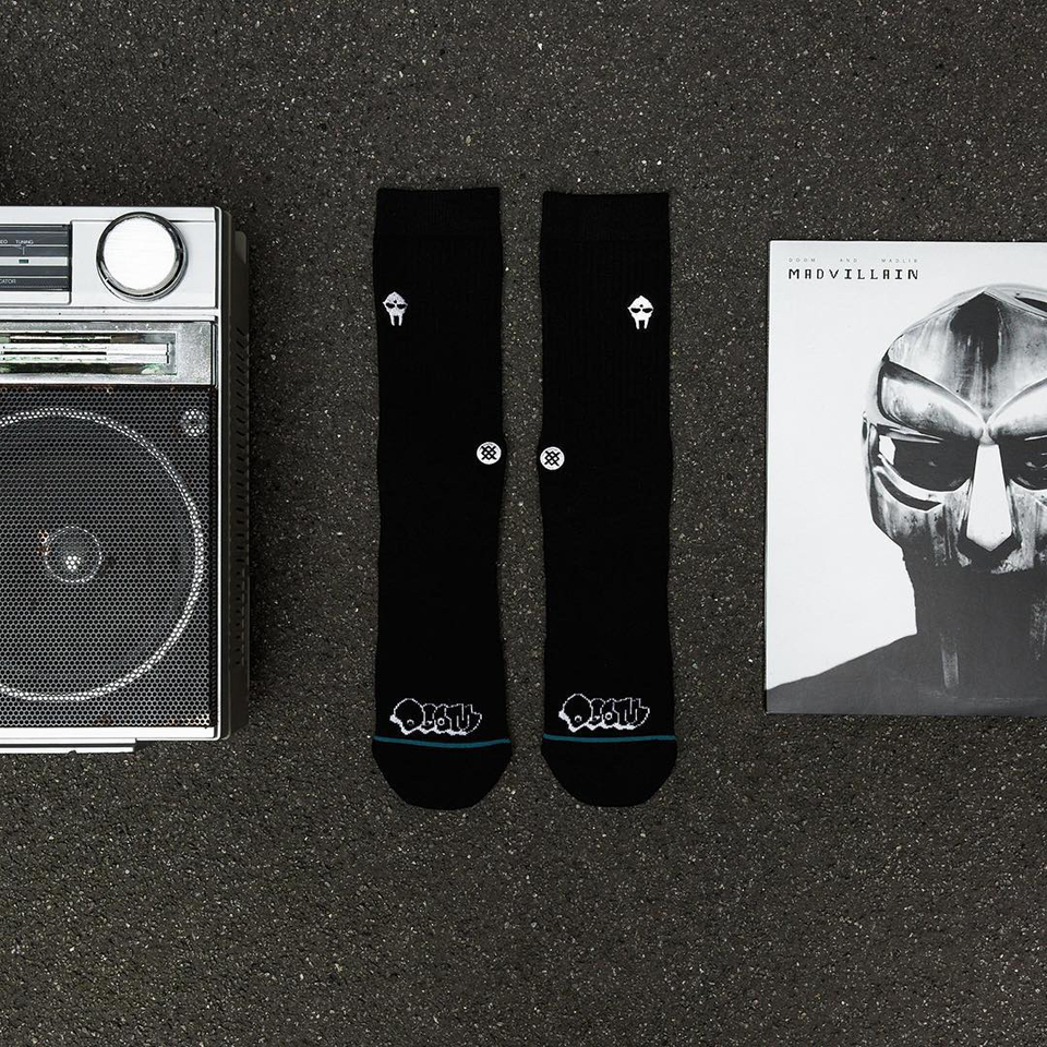 MF Doom x Stance Socks