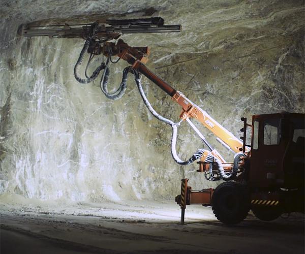 Mining for Salt