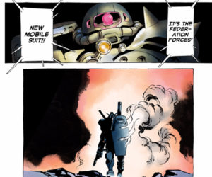 Gundam: The Origin Free Manga