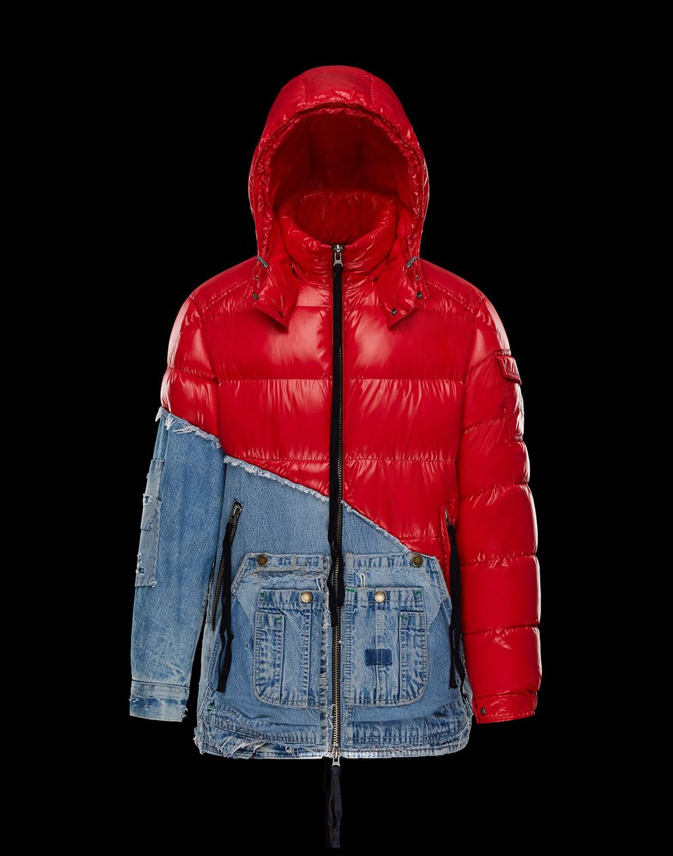 Moncler x Greg Lauren: Collide