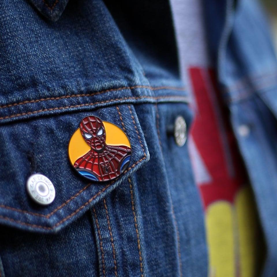 Mondo Spider-Man: Homecoming Pins