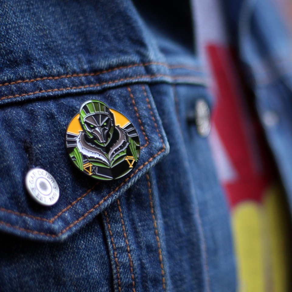 Mondo Spider-Man: Homecoming Pins