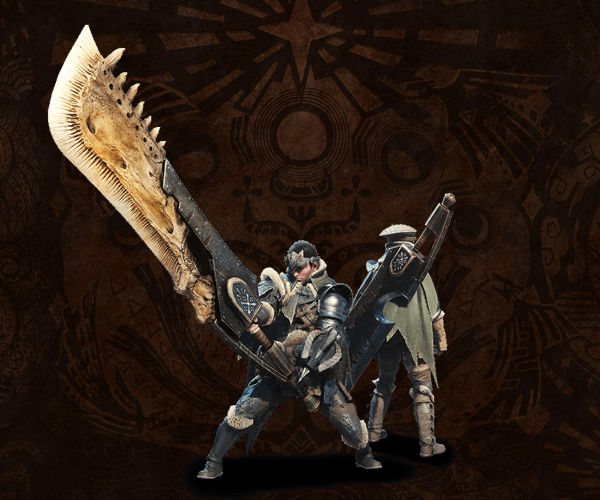 Monster Hunter: World: Weapons