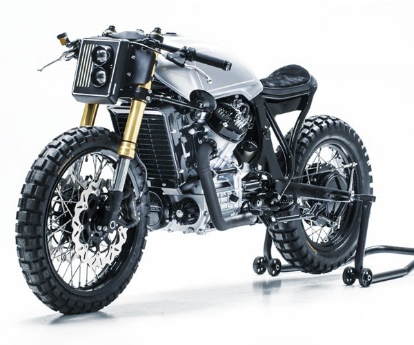 Motoism Honda GL500-JPN Motorcycle