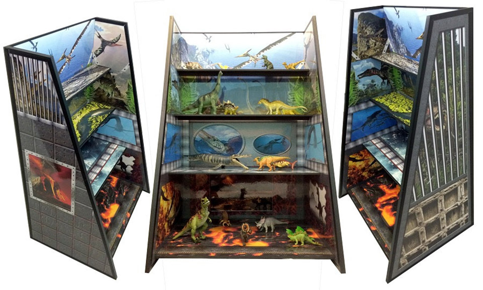Play and Displays