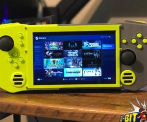 Project Scout Handheld Gaming PC