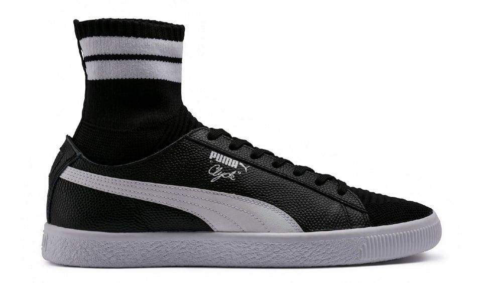 Puma Clyde Sock
